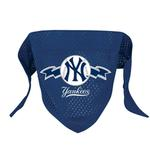 View Image 1 of New York Yankees Mesh Dog Bandana