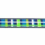 View Image 3 of Newport Plaid Dog Leash by Up Country