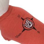 View Image 1 of North, South, East, Westie Dog Shirt - Red
