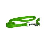View Image 1 of Nylon Brites Dog Leash by Guardian Gear - Electric Lime