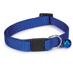 View Image 1 of Nylon Cat Collar - Blue