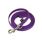 View Image 1 of Nylon Leash by Premier - Deep Purple