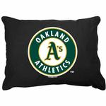 View Image 1 of Oakland Athletics Dog Bed