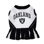View Image 1 of Oakland Raiders Cheerleader Dog Dress