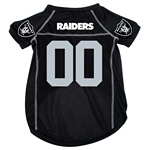 View Image 1 of Oakland Raiders Dog Jersey