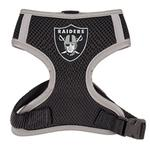 Oakland Raiders Dog Harness