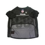 View Image 2 of Oakland Raiders Officially Licensed Dog Jersey