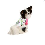View Image 2 of Oasis Dog Shirt by Pinkaholic - Pink