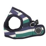 View Image 4 of Ocean Mist Dog Harness Vest by Puppia - Green