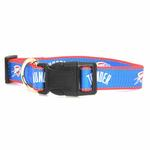 View Image 2 of Oklahoma City Thunder Reflective Dog Collar