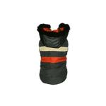 View Image 1 of Olive Urban Ski Vest by Hip Doggie