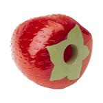 Orbee-Tuff Strawberry Dog Toy