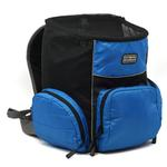 View Image 1 of Outward Hound Backpack Pet Carrier - Blue