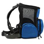 View Image 2 of Outward Hound Backpack Pet Carrier - Blue