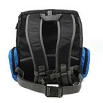 View Image 6 of Outward Hound Backpack Pet Carrier - Blue