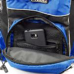 View Image 4 of Outward Hound Backpack Pet Carrier - Blue