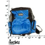View Image 3 of Outward Hound Backpack Pet Carrier - Blue