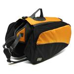 View Image 2 of Outward Hound Dog Backpack - Orange