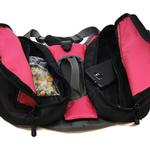 View Image 2 of Outward Hound Dog Backpack - Pink