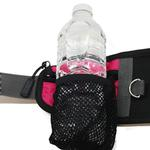 View Image 2 of Outward Hound Hands Free Jogger Dog Leash - Pink