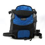 View Image 1 of Outward Hound Legs Out Front Dog Carrier - Blue