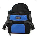 View Image 1 of Outward Hound Pet-A-Roo Front Carrier - Blue