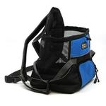 View Image 3 of Outward Hound Pet-A-Roo Front Carrier - Blue