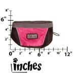 View Image 3 of Outward Hound Port A Bowl - Pink