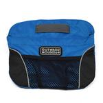 View Image 1 of Outward Hound Quick Access Dog Treat Bag - Blue