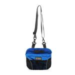 View Image 7 of Outward Hound Quick Access Dog Treat Bag - Blue