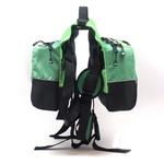 View Image 2 of Outward Hound Quick Release Dog Backpack - Green