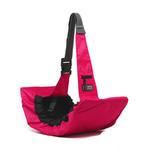 View Image 1 of Outward Hound Sling Pet Carrier - Pink