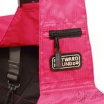 View Image 3 of Outward Hound Sling Pet Carrier - Pink