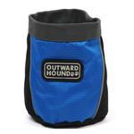View Image 1 of Outward Hound Treat 'N Ball Bag - Blue and Black