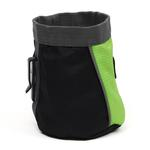 View Image 4 of Outward Hound Treat 'N Ball Bag - Green and Black