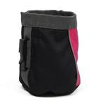 View Image 4 of Outward Hound Treat 'N Ball Bag - Pink and Black
