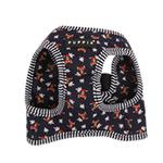 View Image 3 of Owlet Dog Harness by Puppia - Navy