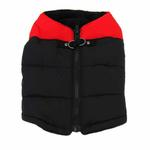View Image 1 of Padded Dog Vest by Gooby - Red/Black
