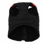 View Image 3 of Padded Dog Vest by Gooby - Red/Black