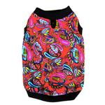 View Image 2 of Paisley Dog Tank by Doggie Design - Multi-colored