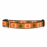 View Image 1 of Pawprint Dog Collar by Up Country