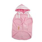 View Image 2 of Pawdidas Dog Hoodie - Pink