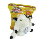 View Image 1 of Pawdoodles Krinklers Dog Toy - Cow