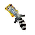 View Image 1 of Pawdoodles Krinklers Dog Toy - Raccoon