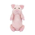 View Image 1 of Pawdoodles Mega Krinklers Dog Toy - Pig