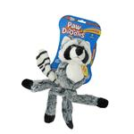 Pawdoodles Squeakies Dog Toy - Raccoon