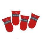 View Image 1 of PawTectors Dog Boots - Red