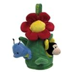 View Image 1 of Peek-A-Boo Flower Friends - 4 Pieces