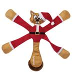 View Image 1 of Pentapulls Dog Toy - Santa Squirrel