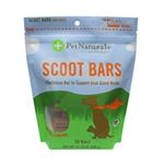 View Image 1 of Pet Naturals Scoot Bars Dog Chews